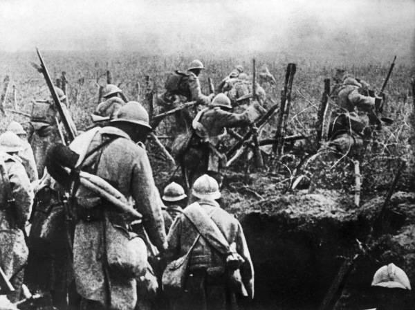 第一次大戦