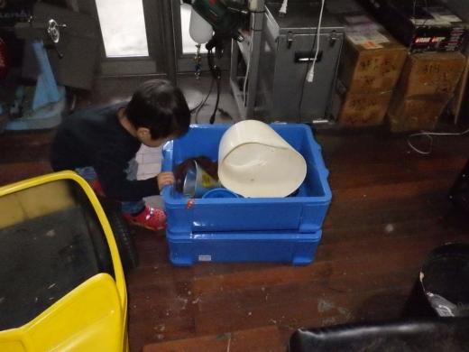 ガレージ片付け (6)