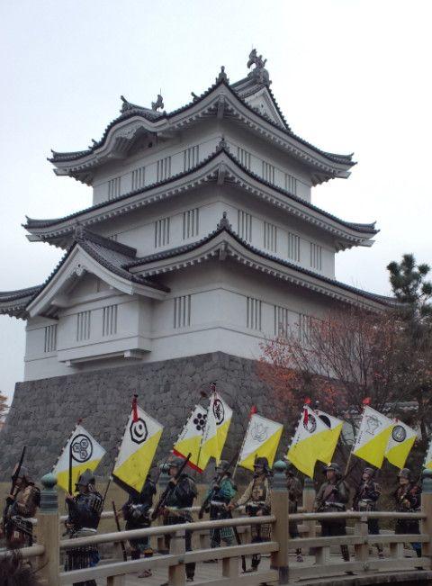 行田市 忍城