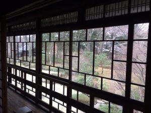 高橋是清邸2階窓