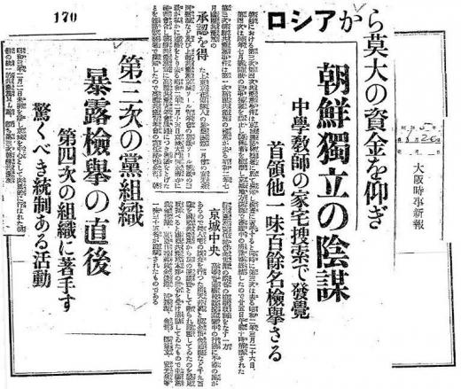 高麗共産青年会検挙1