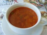 義式蕃茄蔬菜湯160410