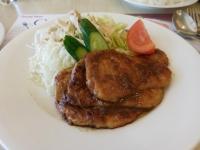 洋風薑汁豬排160410