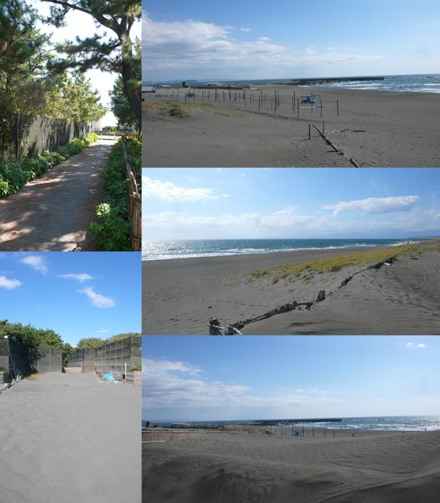 ■海まで徒歩4分!自転車2分でビーチです!!!西浜ポイントでサーフィン!!!!