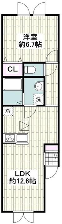 ■物件番号4406 海まで徒歩3分のペット可輸入住宅!1LDKタイプ!パークでサーフィン!7.8万円!