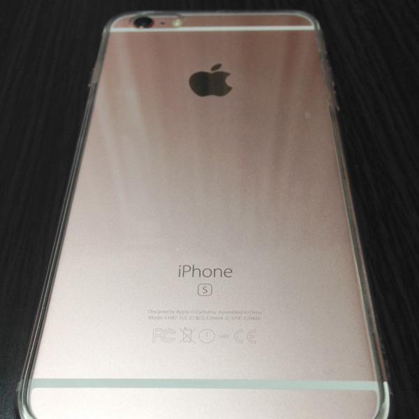 iPhone6s plus用ケースJETech?
