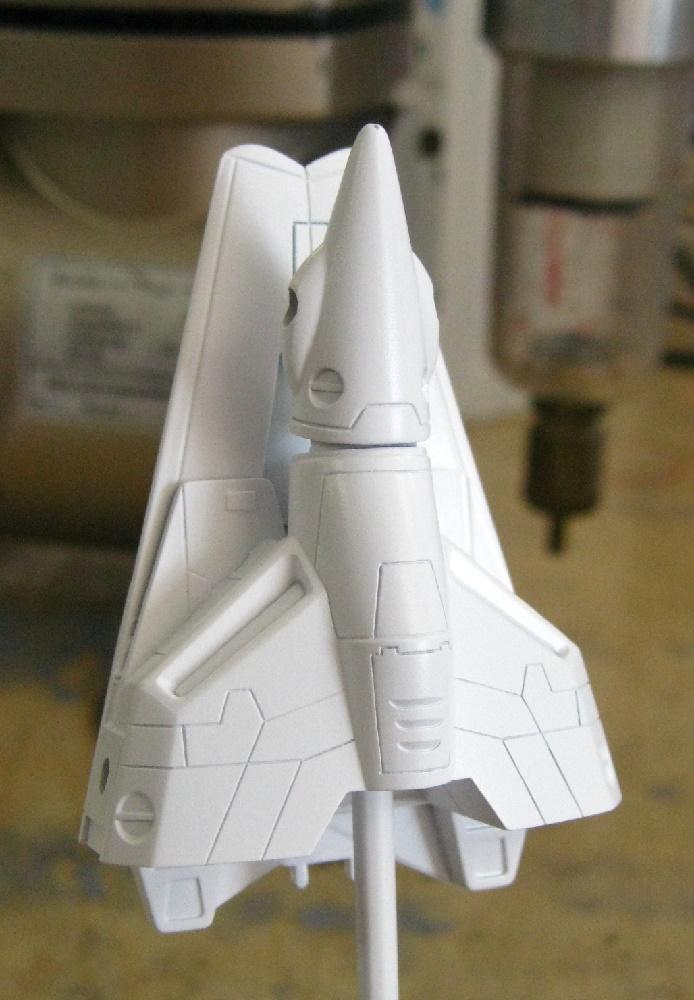 バンダイ 1/100 VF-1Sスーパーバルキリー