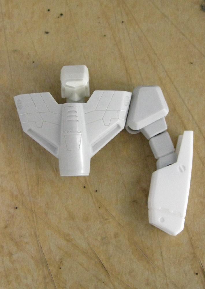 バンダイ 1/100 VF-1Jバルキリー
