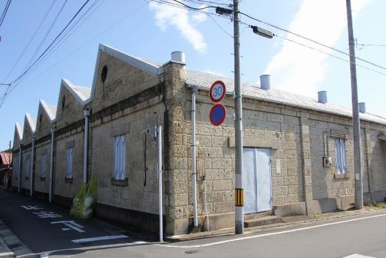 旧曽我織物工場