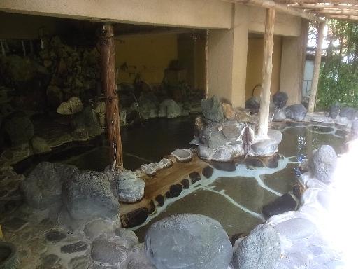 混浴露天風呂「赤城の湯」