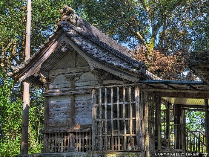 箱崎神社本殿