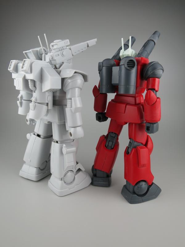 HGUCガンキャノンⅡ3