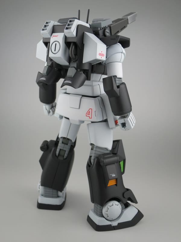 HGUCガンキャノンⅡ完成5