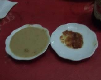 2種類の焼肉のタレ