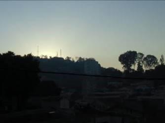 朝夜明けマダガスカル