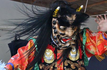 郷之崎神楽団 八幡4