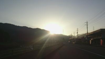 益田 夜明け2