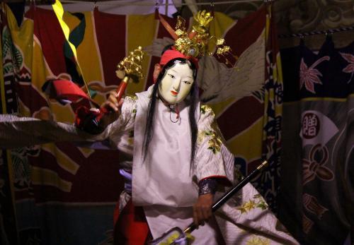 三谷神楽社中 岩戸6