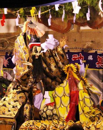 三谷神楽社中 大蛇2