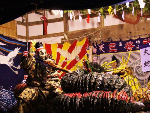 三谷神楽社中 大蛇3