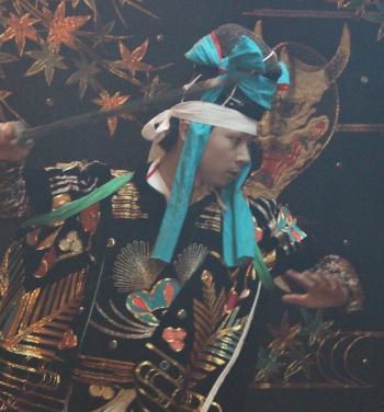上川戸神楽団 八岐大蛇4
