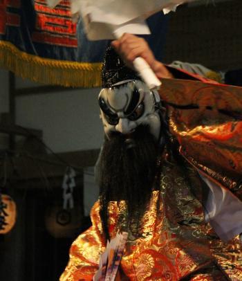 長尾組神楽団 八岐大蛇1