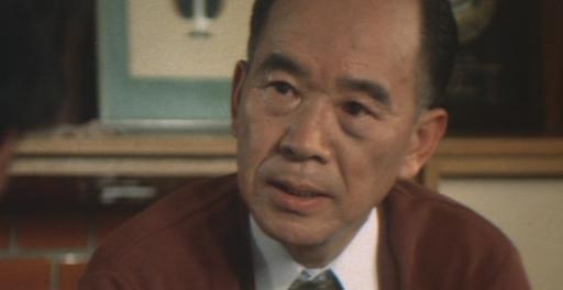 坂井三郎本人
