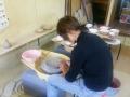 足立陶芸教室8