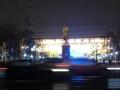 プーシキン広場のプーシキン像
