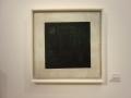 マレーヴィッチ「黒の正方形」