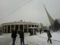 ウェーデンハー駅と宇宙飛行士記念博物館