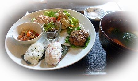 彩り野菜和風御膳