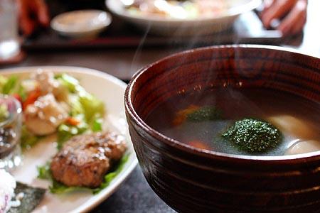 彩り野菜ス-プ