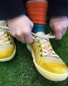 EJ靴結び