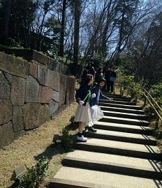 階段も楽々