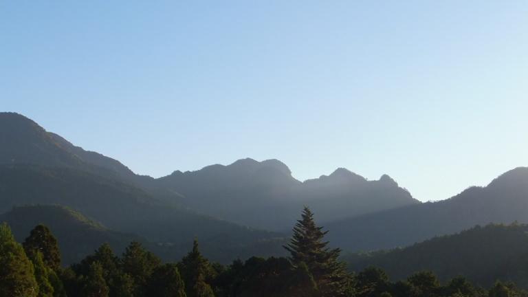 鹿島山、大鈴山、平山明神山