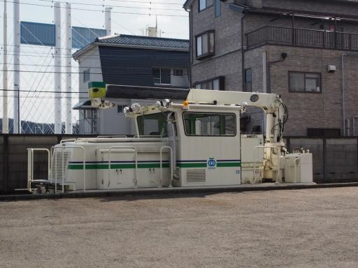 20160321・墓参りと桜鉄写08・軌道モーターカー