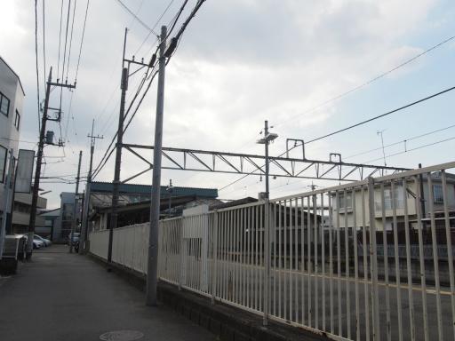 20160321・墓参りと桜鉄写20