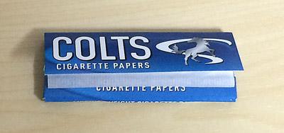 COLTS_PAPER COLTS コルツ 巻紙 ローリングペーパー 手巻きタバコ RYO