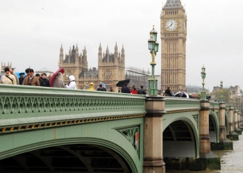 sealondon bridge big ben