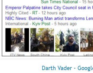 tokDarth Vader