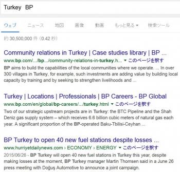 seaTurkey BP
