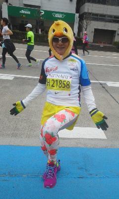 2016.名古屋マラソン京子