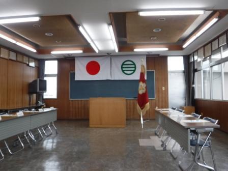 1蟹江町消防団任命式