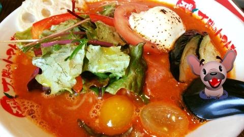 東陽3丁目 太陽のトマト麺