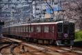 阪急-7007神戸市内高架線開通80周年