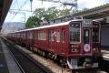 阪急-8003神戸市内高架線開通80周年-3