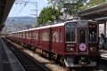 阪急-8003神戸市内高架線開通80周年