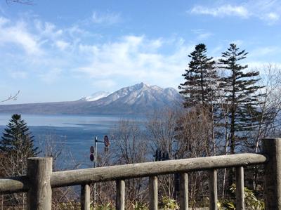 2016春支笏湖