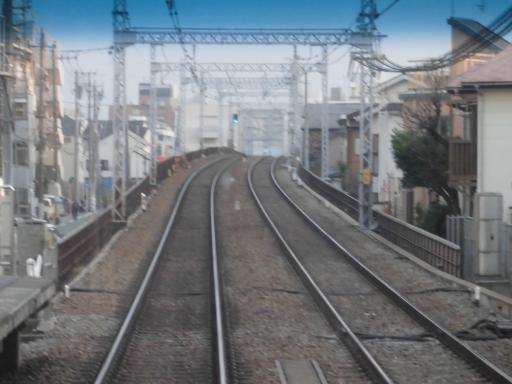 京急本線車窓